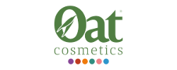 250 Oat Cosmetics Logo with Dots